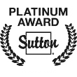 Sutton Platinum Award